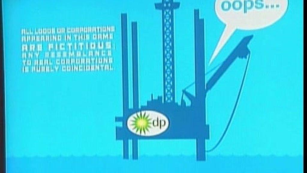 El vertido de BP, de la realidad a la ficción