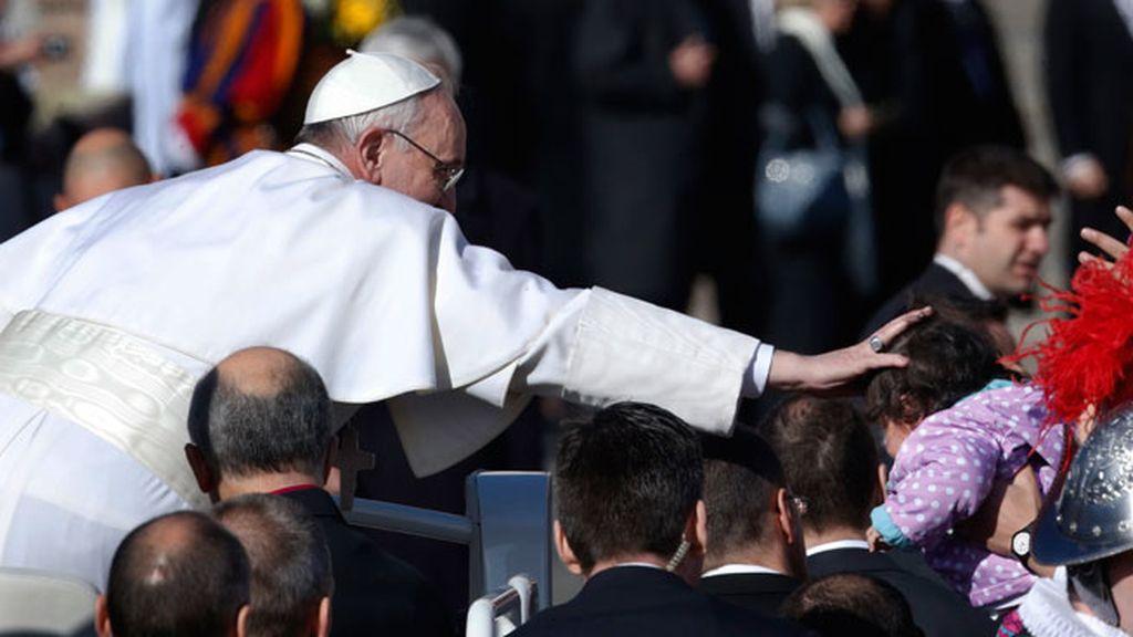 Misa de Inicio del Pontificado de Francisco