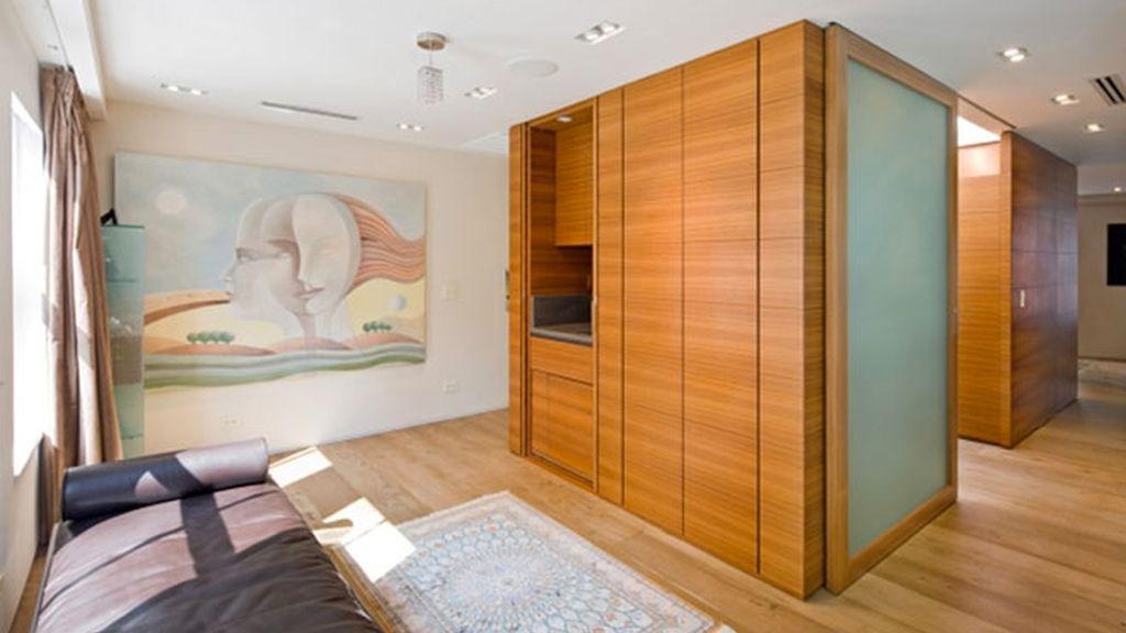 Asi es por dentro el apartamento alquilado por Strauss-Kahn en Tribeca