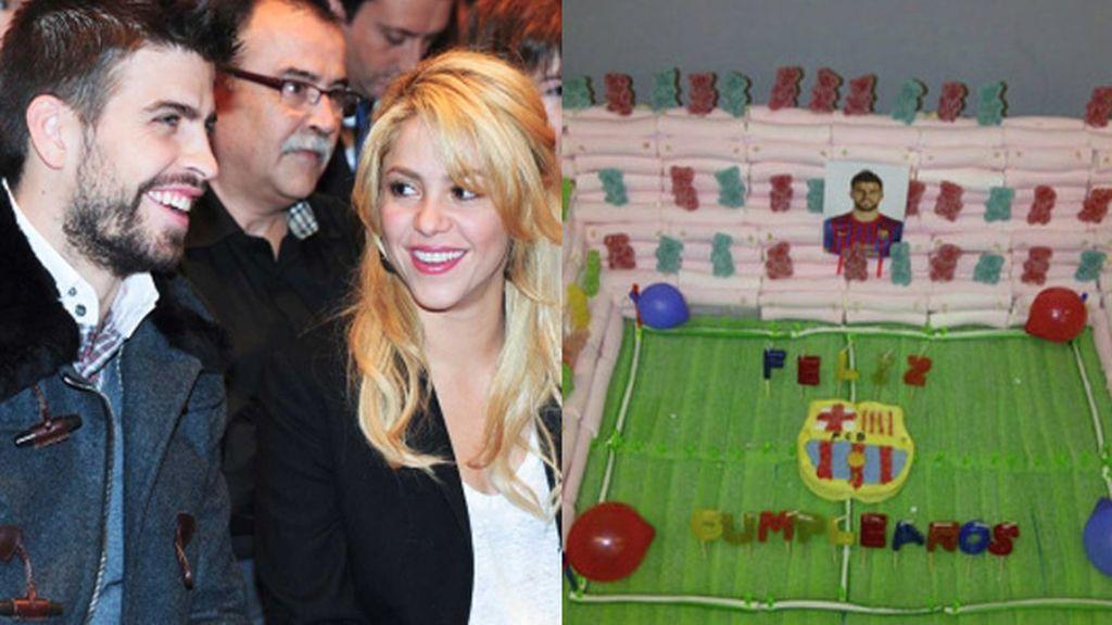 Cumpleaños de Shakira y Piqué