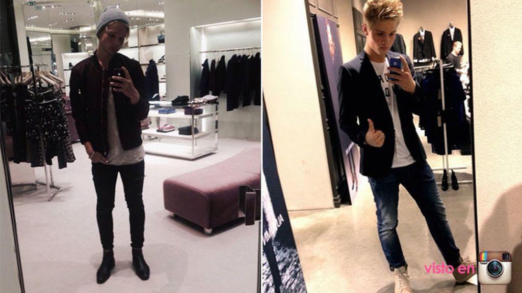 Se dio a conocer en Instagram, y ahora es el personaje más aclamado en su país