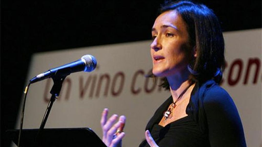 Ángeles González Sinde, ministra de Cultura.