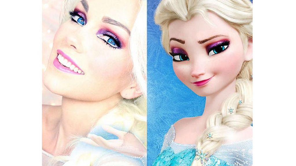 Princesa Elsa, Frozen