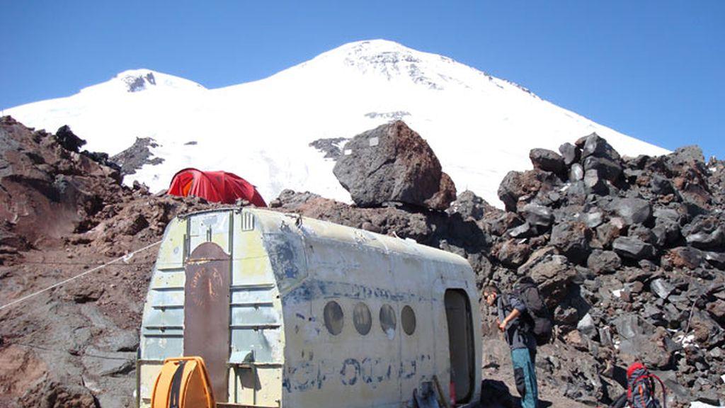 Jesús Calleja: Elbrus