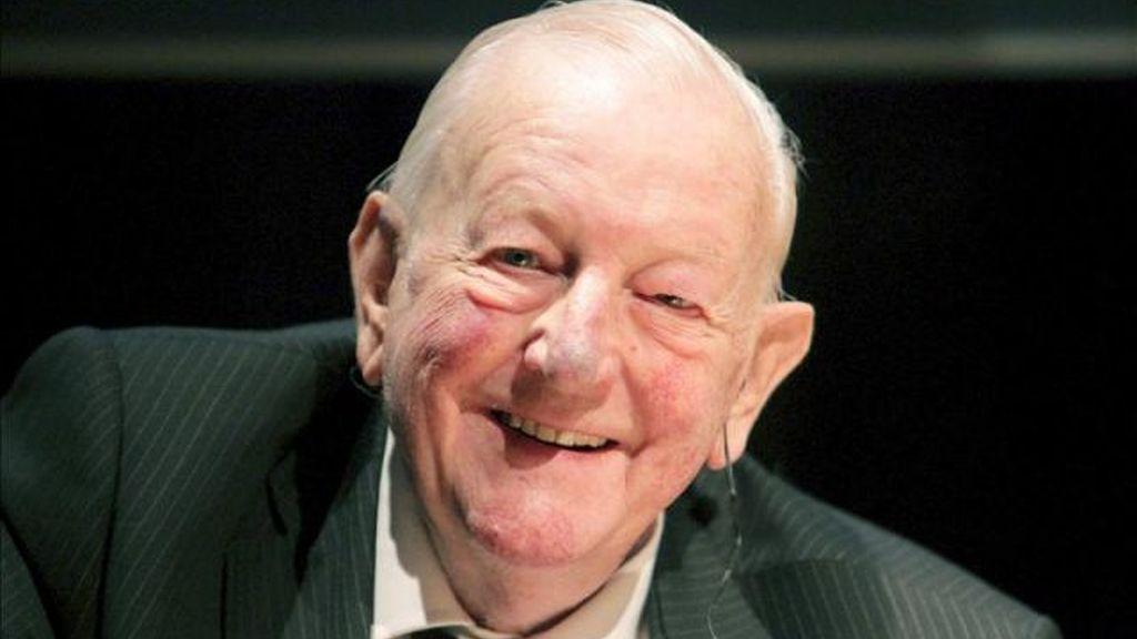 Muere en Gerona el escritor británico Tom Sharpe