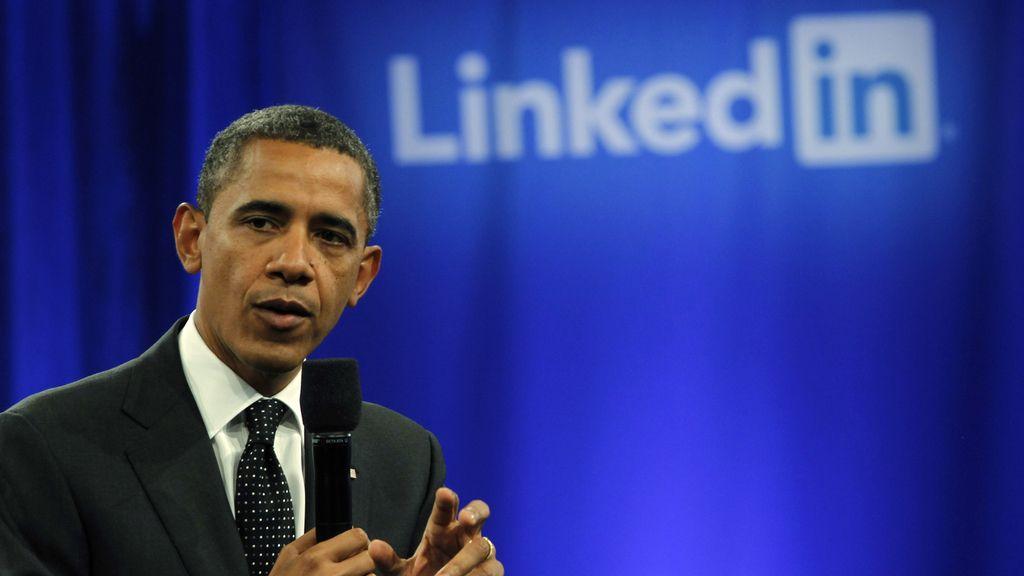 Barack Obama en Likedin
