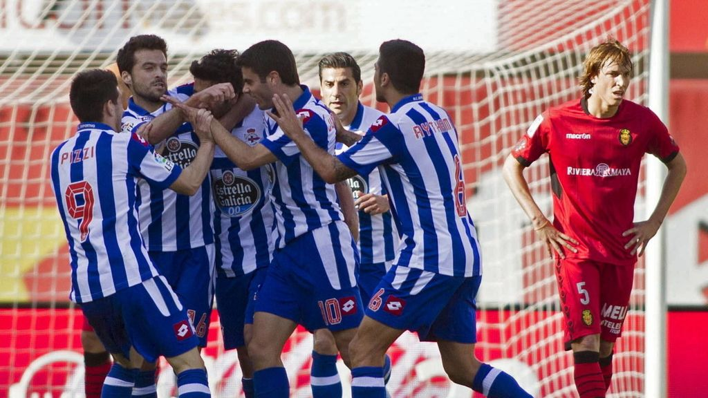 Mallorca - Deportivo