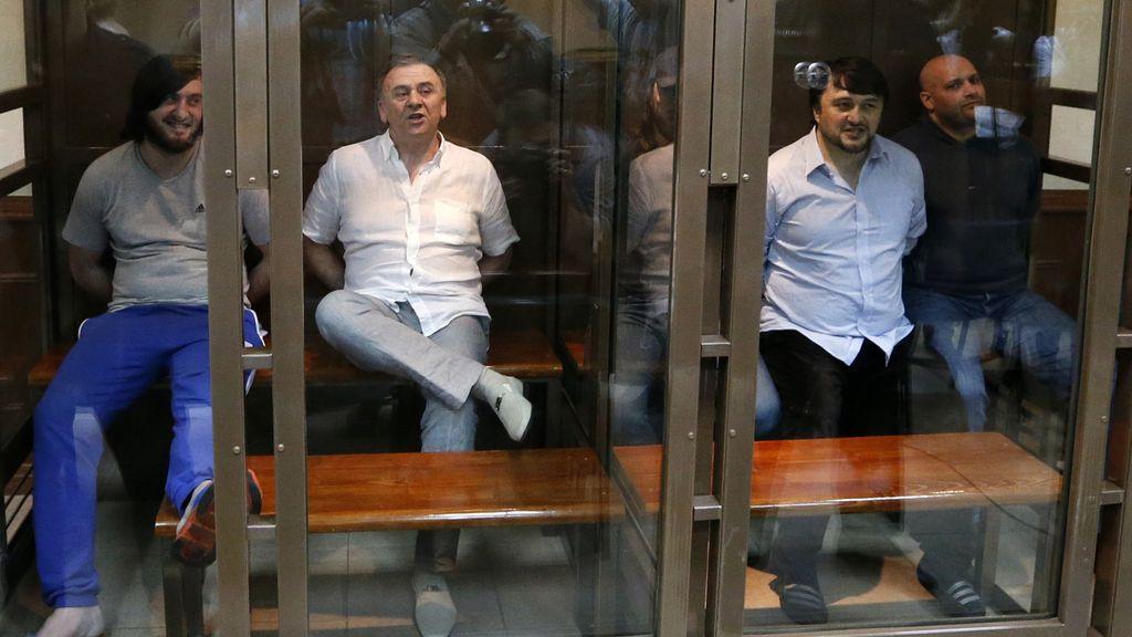 Cadena perpetua los dos principales acusados por el asesinato de Politkovskaya