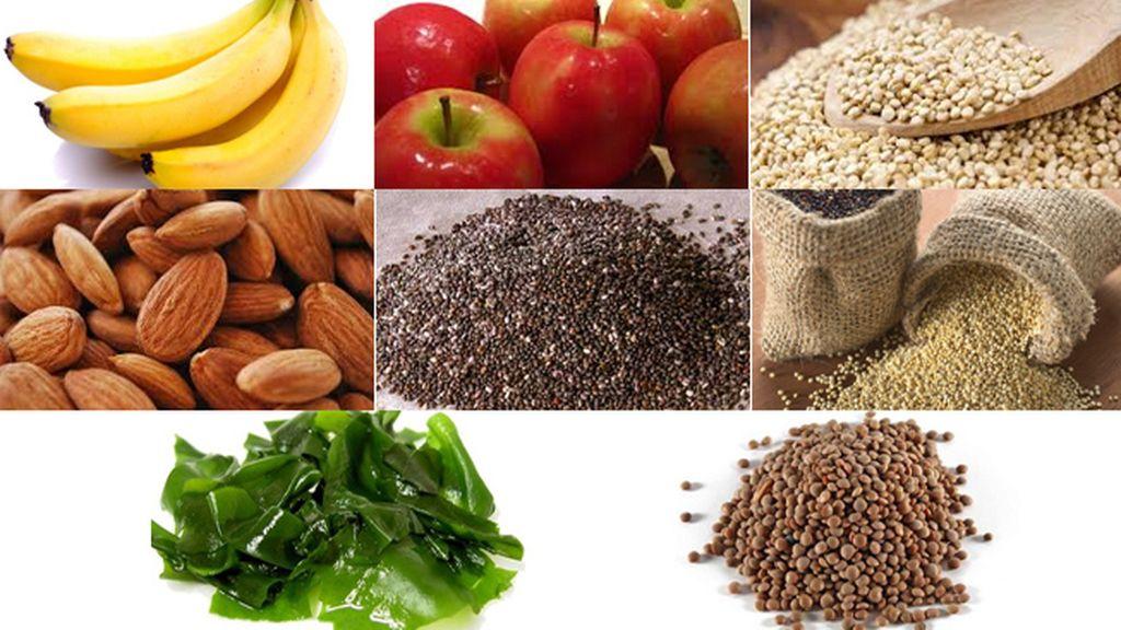 Ocho alimentos beneficiosos para la digestión