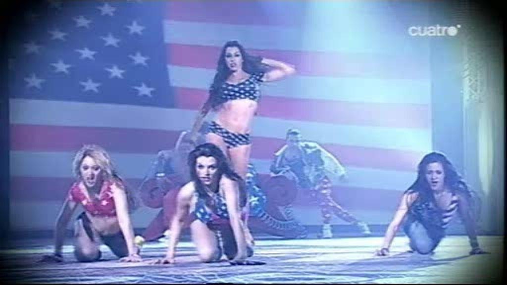 """Los 7 """"americans"""" de Rafa"""