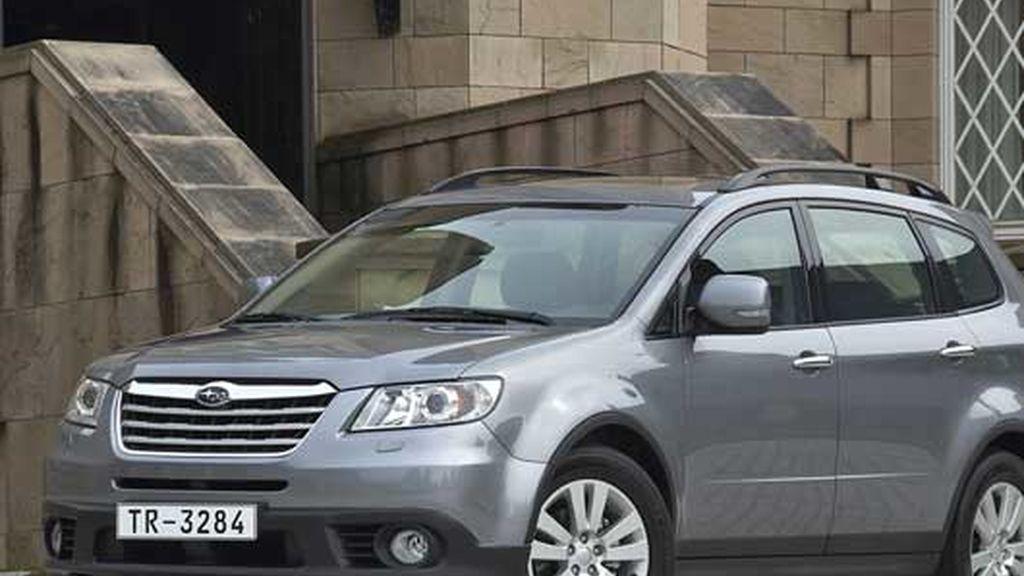 Nuevo Subaru Tribeca