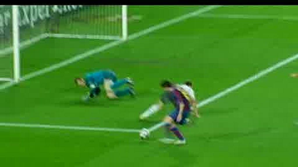 El Barca ya está en semifinales