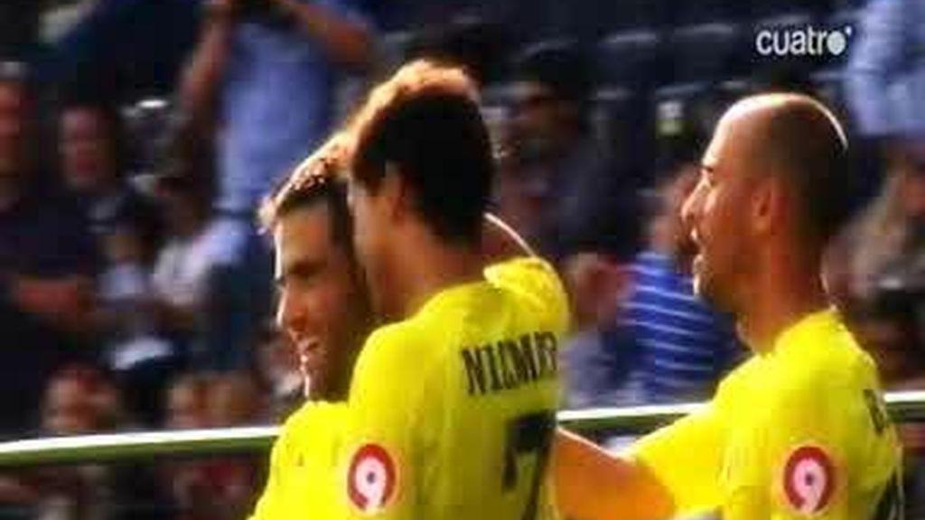 Nilmar y Rossi, pareja goleadora