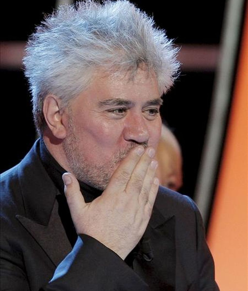 El director Pedro Almodóvar, durante la XXIIII edición de los Premios Goya. EFE