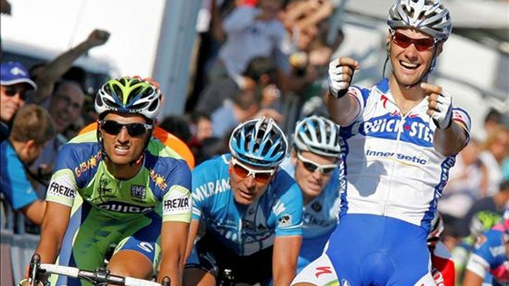 Etapa 3: Boonen vuelve al triunfo