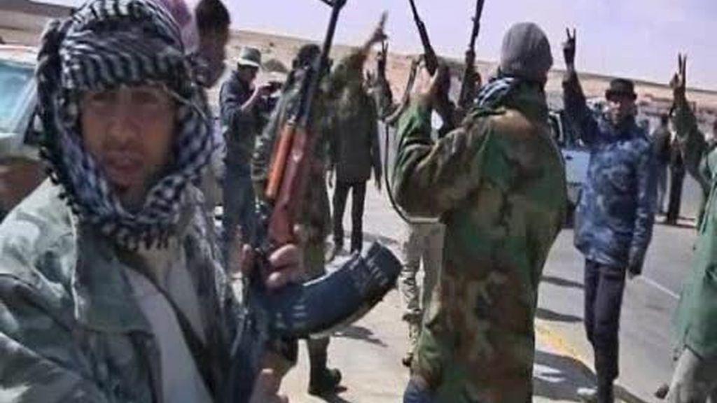 Guerra de desgaste en Libia