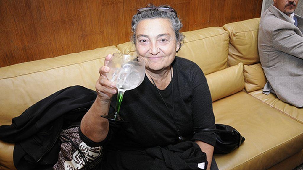 Elena Benarroch dedicó un brindis al Only You por su primer aniversario