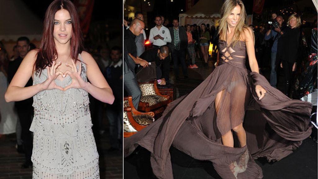 La espalda de Shayk, el tupé de Bieber, la pierna 'pin-up' de Minogue...