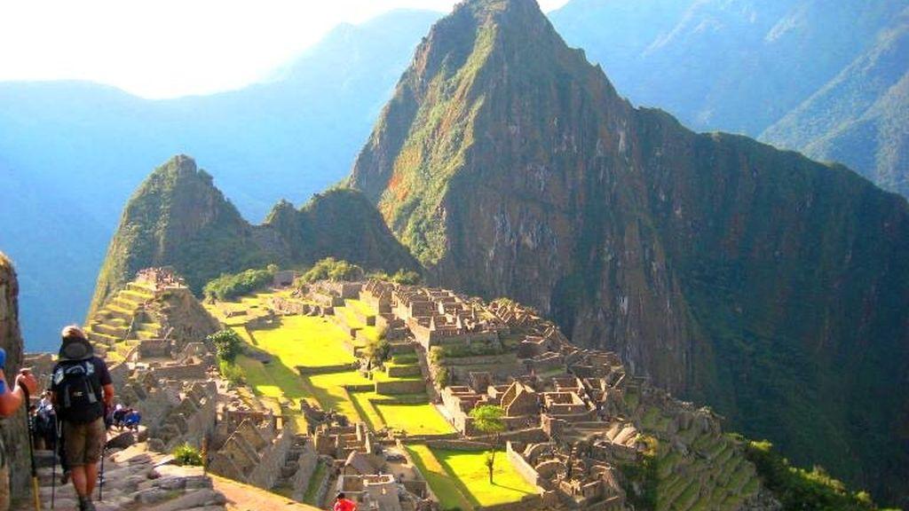19. Ruta Salkantay a Machu Picchu