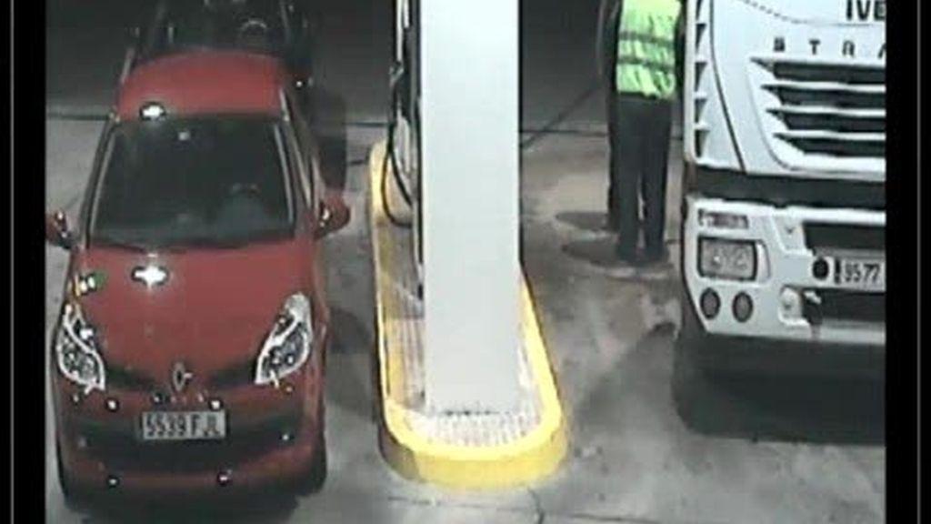 Caraduras en las gasolineras