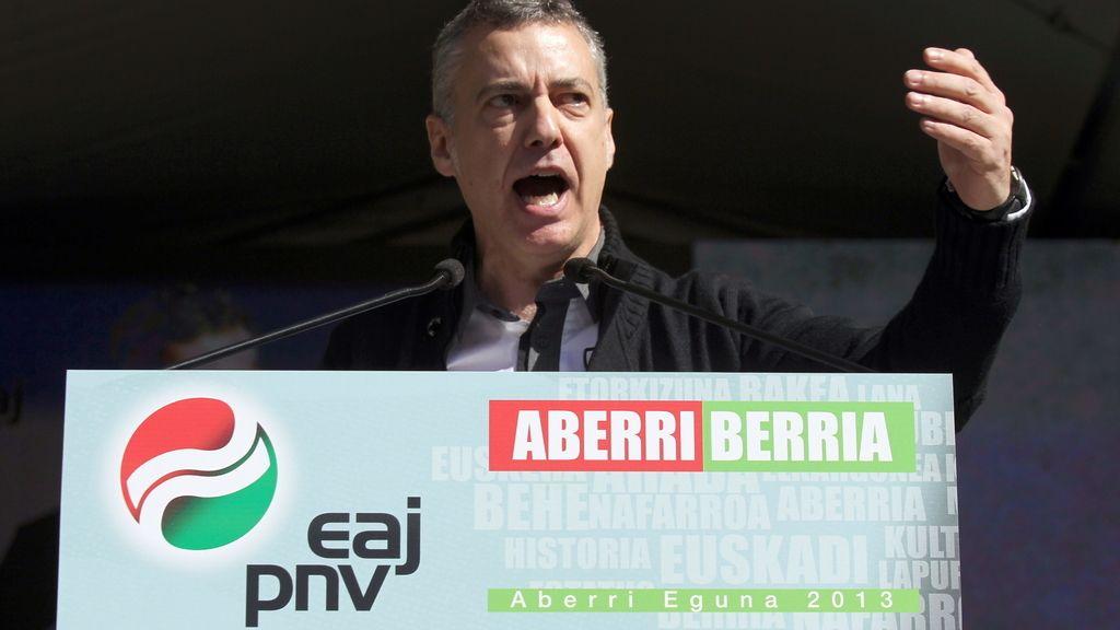 "Urkullu pide a ETA que ""termine lo que empezó"" porque ""no tiene alternativa"""
