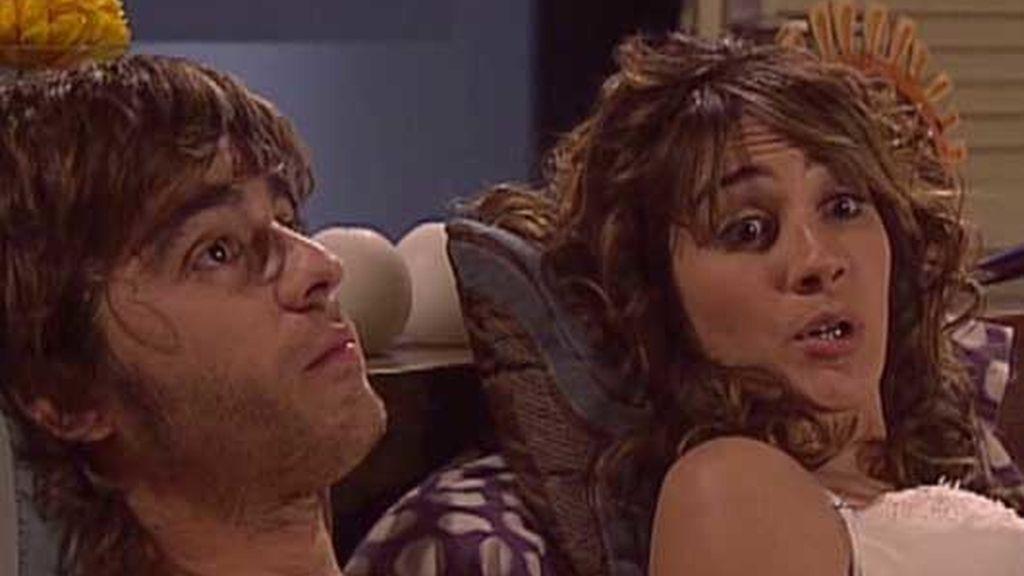 Portero y Berta