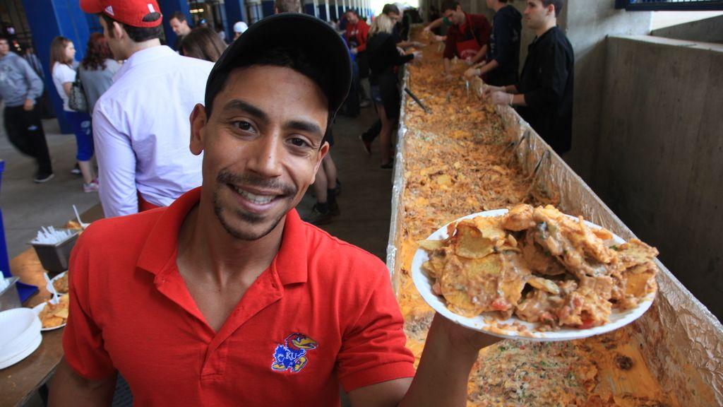 24 metros de nachos