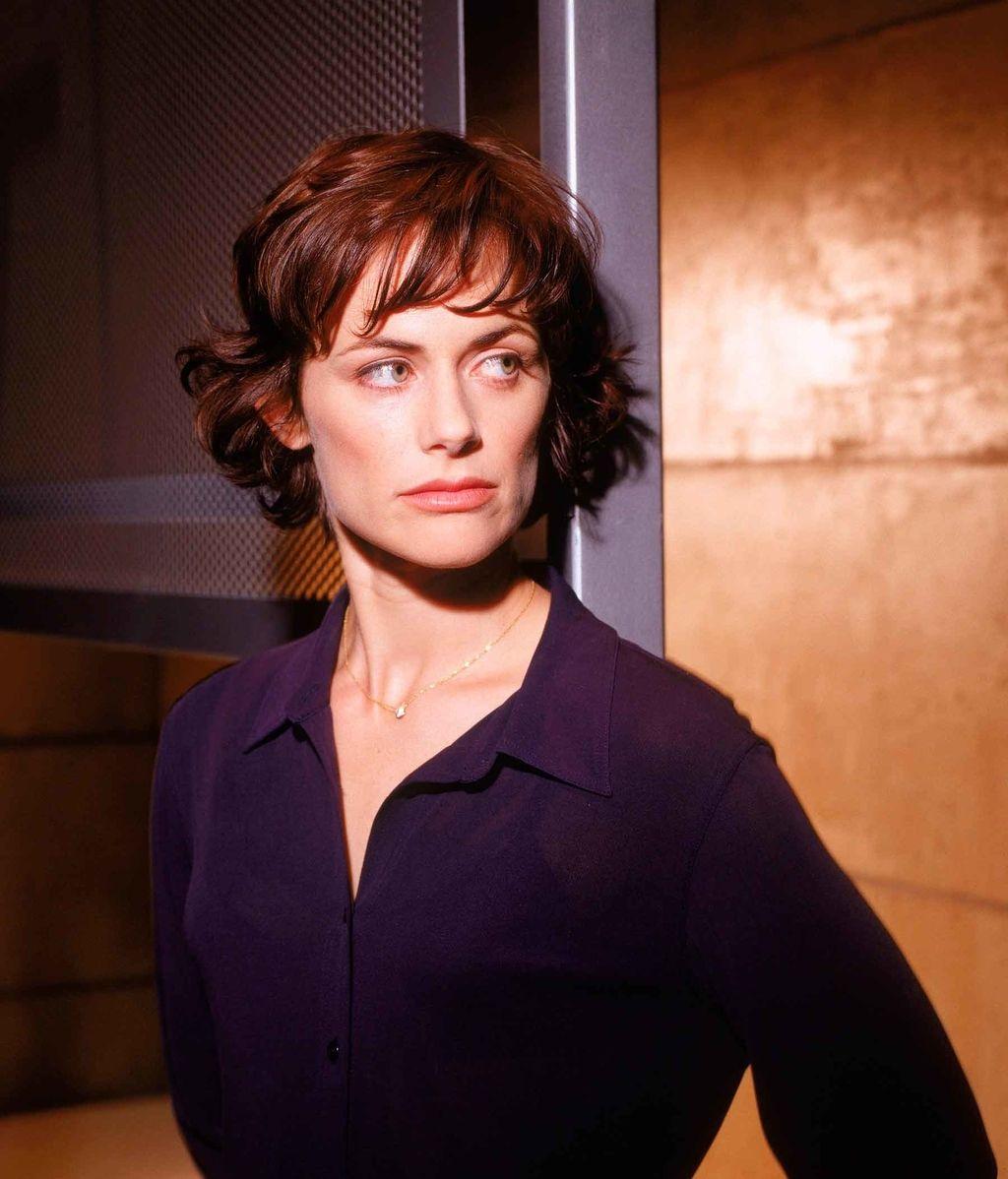 Sarah Clarke vistió su propia ropa en la primera temporada de '24'