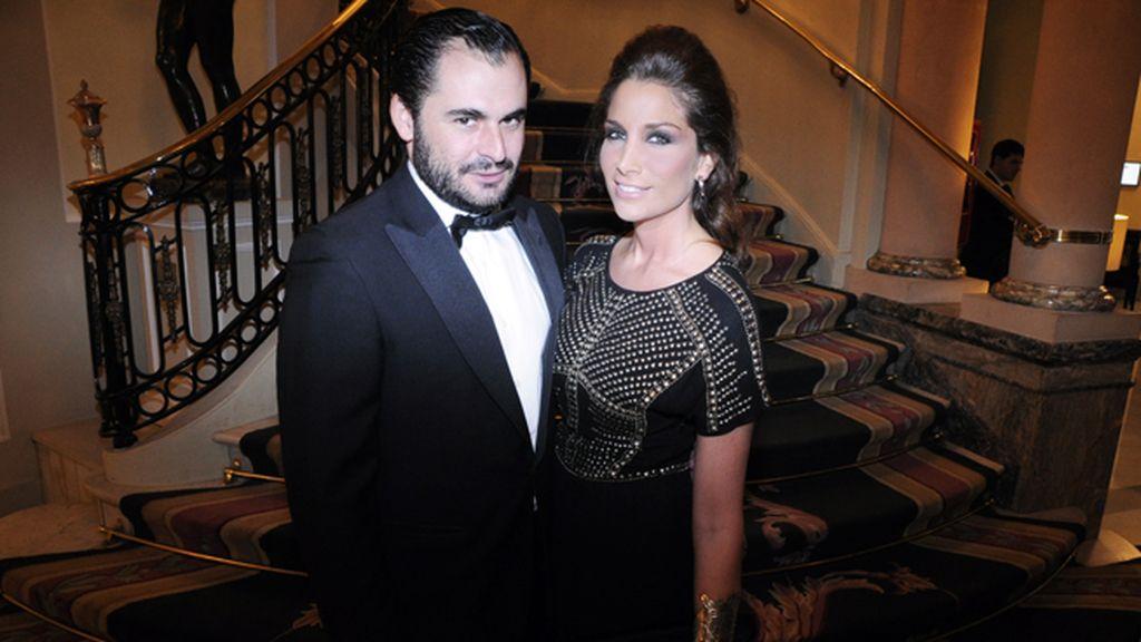 Emiliano Suárez y Jacqueline Sastre