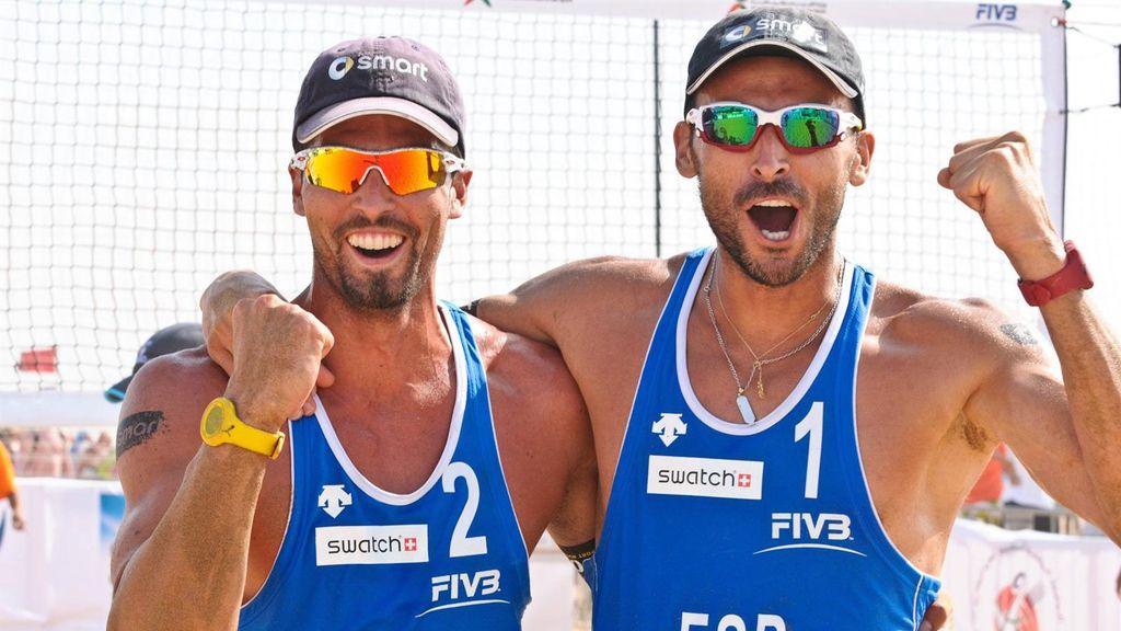 Herrera y Gavira, el vóley playa nunca fue tan apetecible
