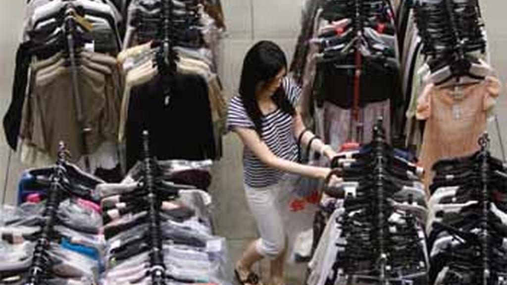 Tienda de ropa en Tokio