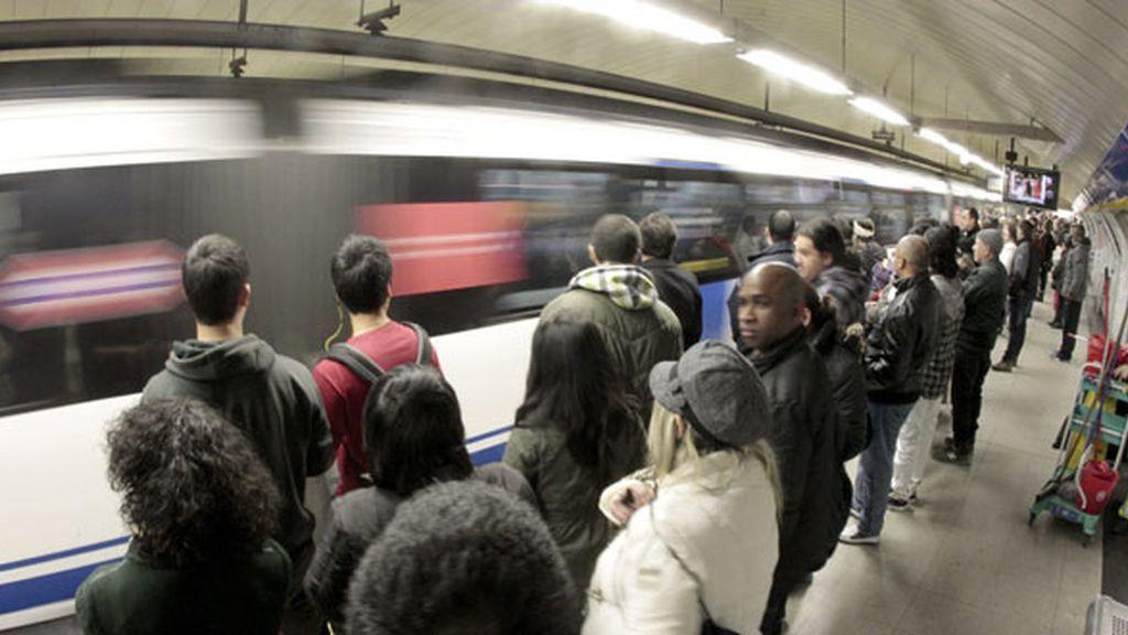 Imagen archivo: Metro Madrid