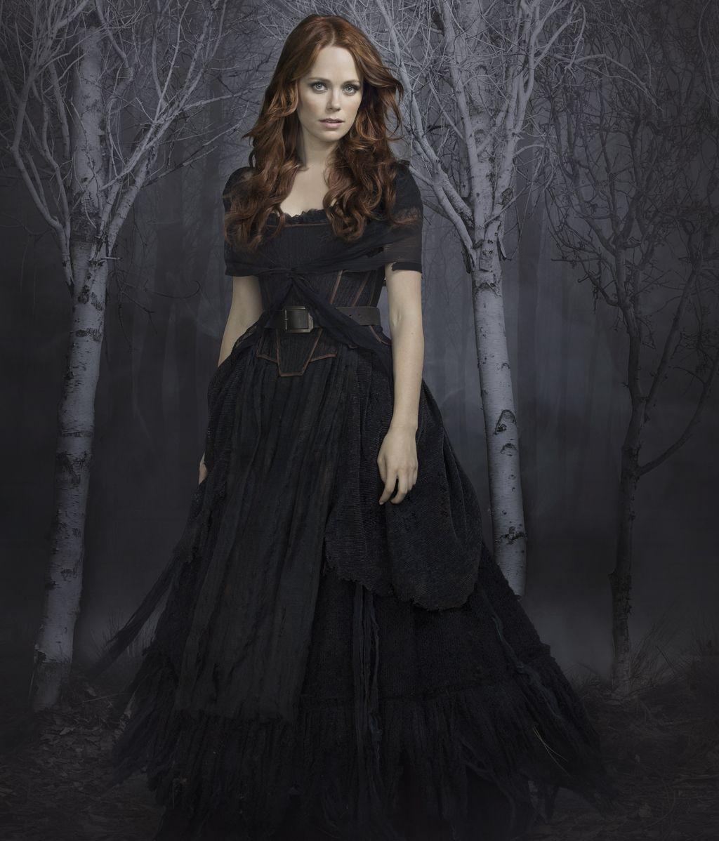 Katia Winter es Katrina Crane