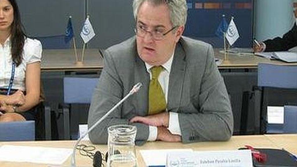 Esteban Peralta, jurista español