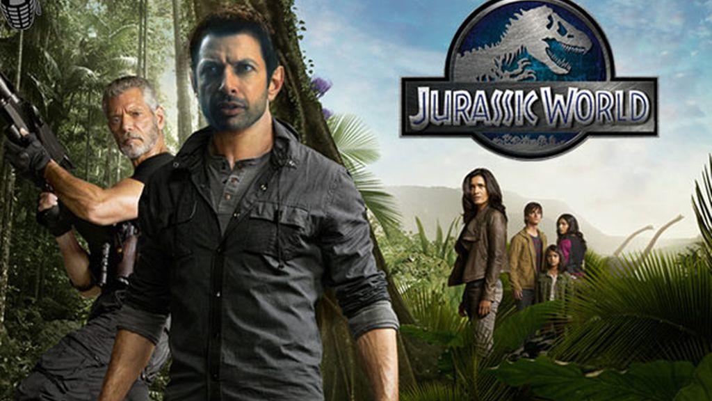 Jurassic World, Jurassic Park