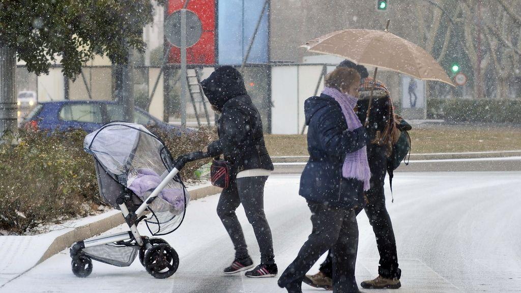 En Castilla y León, el frío afecta a Ávila, Burgos, Segovia Soria y Zamora