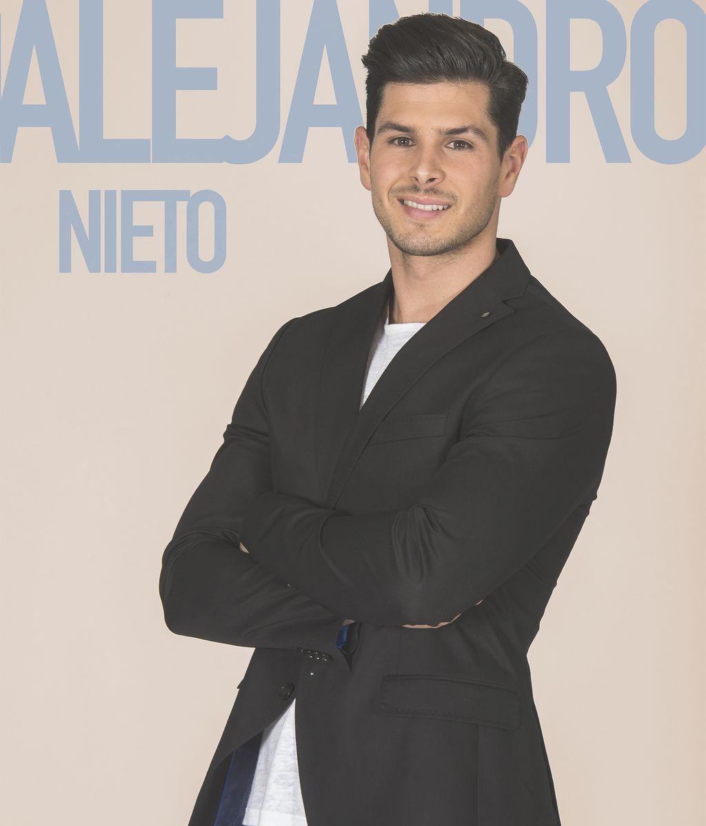 Alejandro Nieto, Míster España 2015