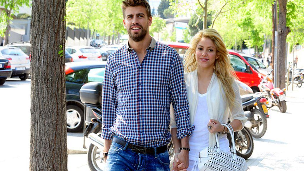 Los momentos más románticos de Shakira y Piqué