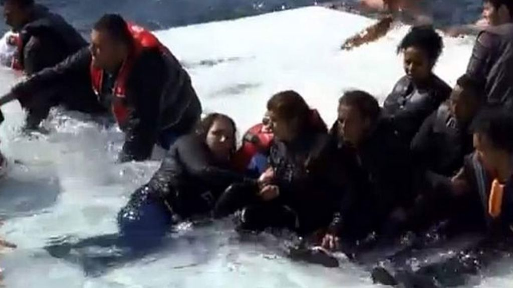 Grecia, inmigración, inmigrantes