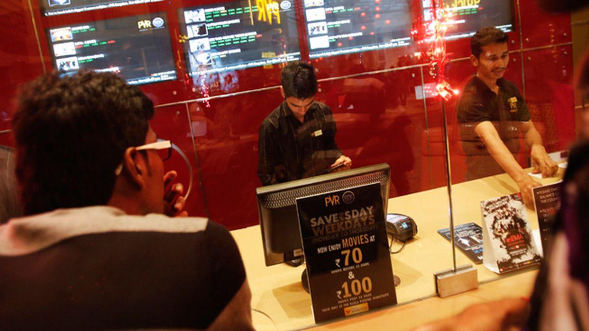 Baja la venta de entradas de cine por cuarto año consecutivo