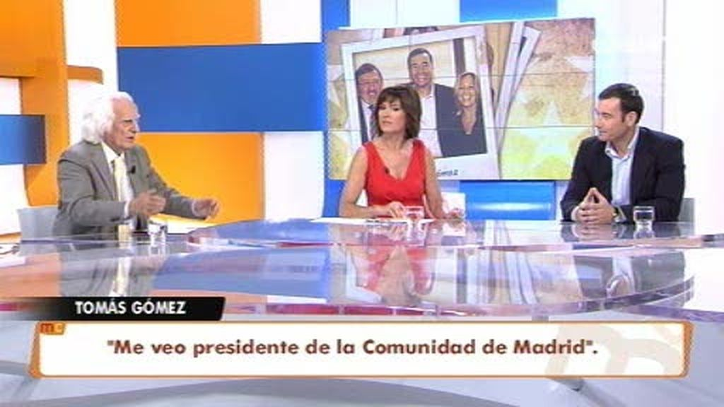 Entrevista a Tomás Gómez (parte 4)