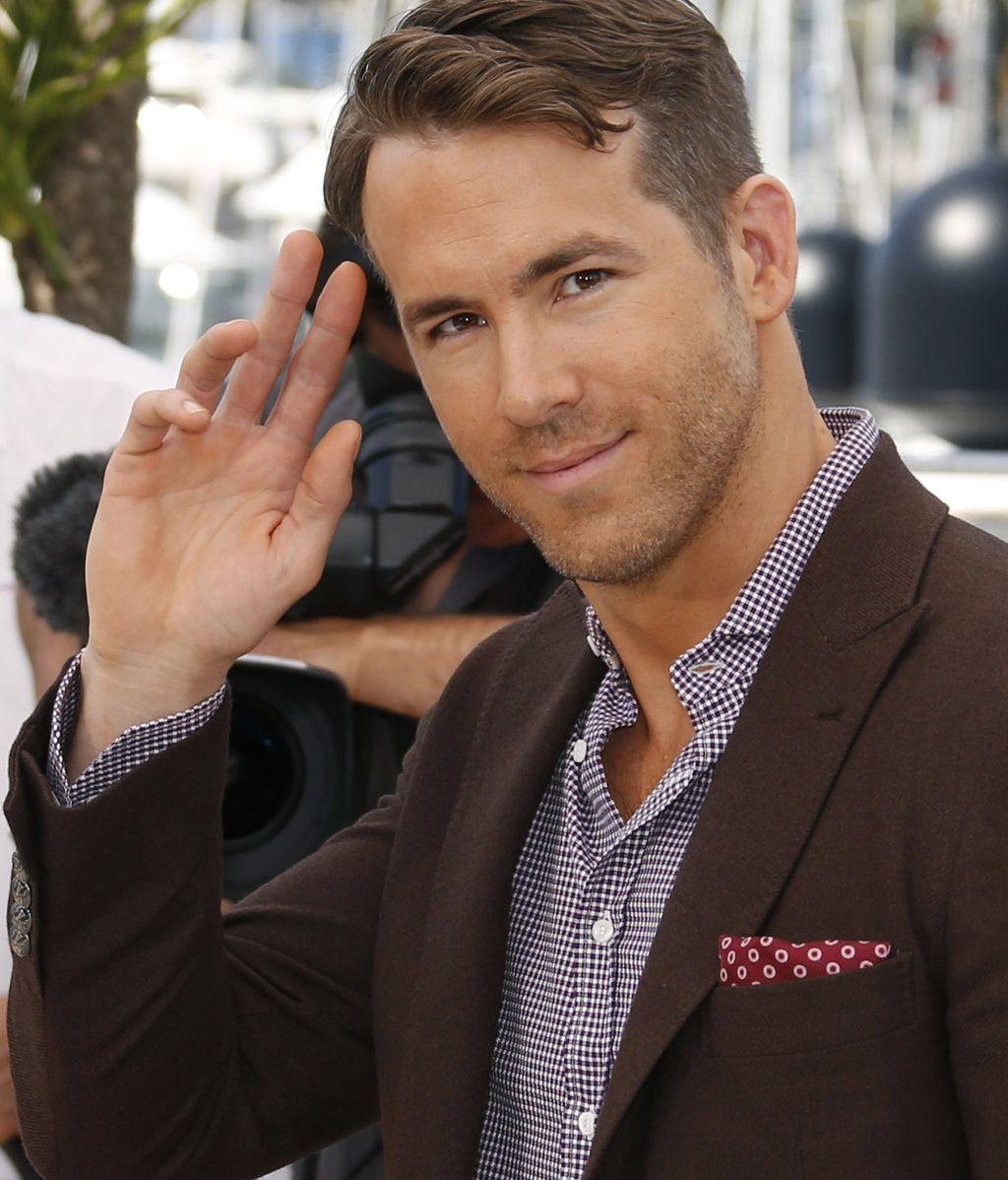 Ryan Reynolds, estrella en Cannes