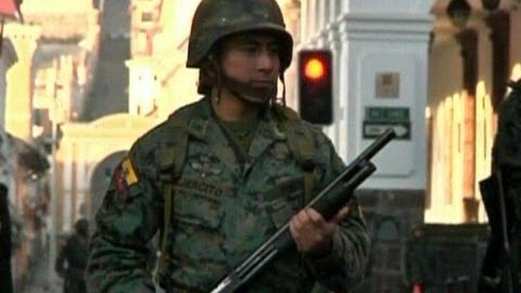 Se mantiene el estado de excepción en Ecuador