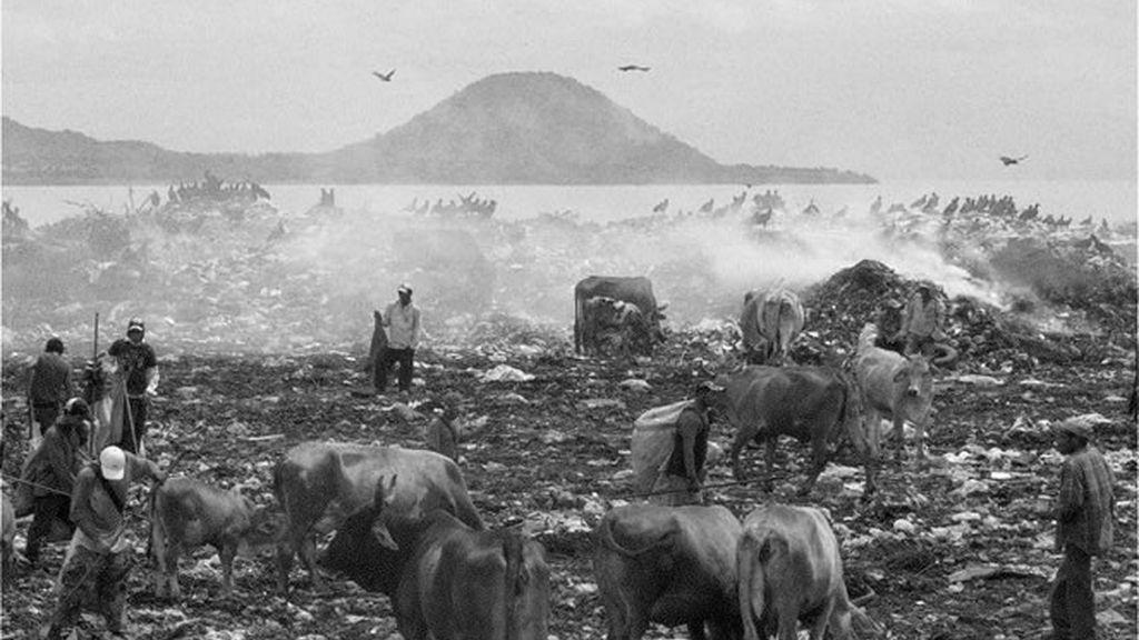 La Chureca, el mayor vertedero de Centroamérica