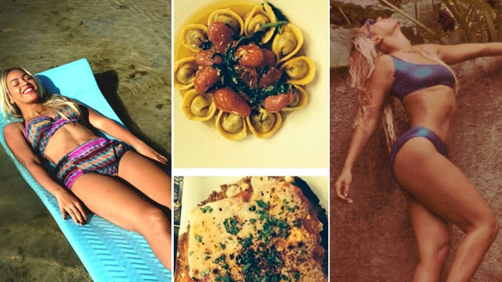 Beyonce, vegana y en bikini