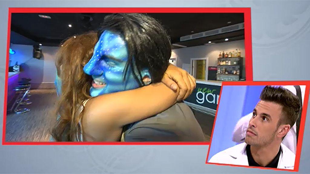 """Avatar, a María: """"Sé que estoy en tercera posición"""""""