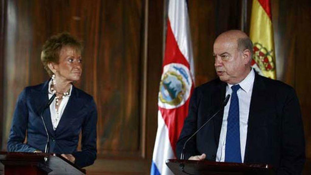 REUNIÓN SOBRE LA CRISIS EN HONDURAS
