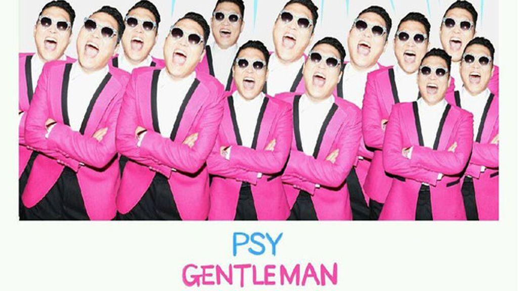 Nuevo single de Psy
