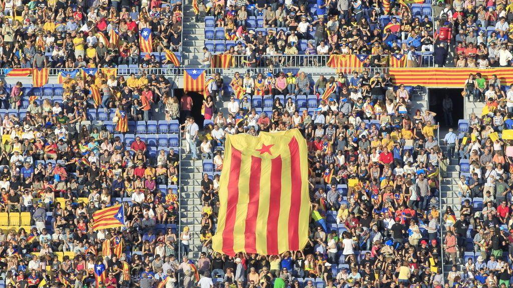 'Concert per la Llibertat' en Barcelona. Foto: Efe