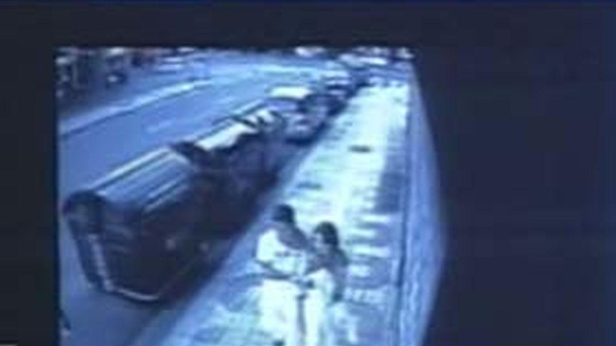En la sala se han vivido momentos duros al proyectar las fotografías del cadáver. Vídeo: Informativos Telecinco.